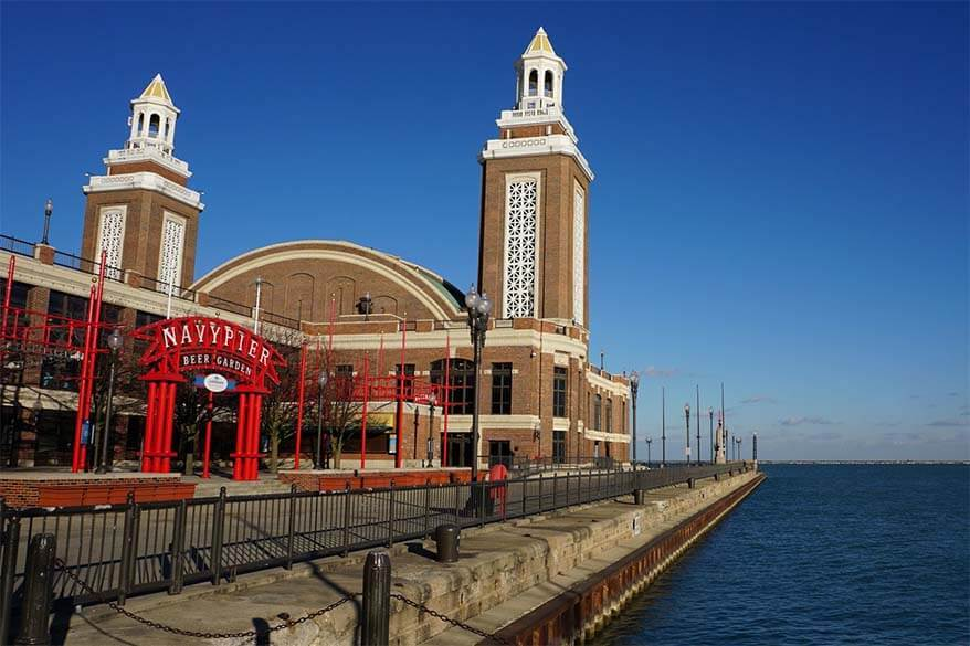 Chicago Navy Pier - must see on any trip to Chicago