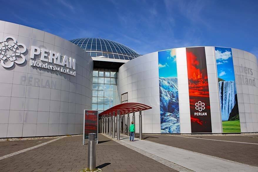 Complete guide to visiting Perlan Museum in Reykjavik Iceland
