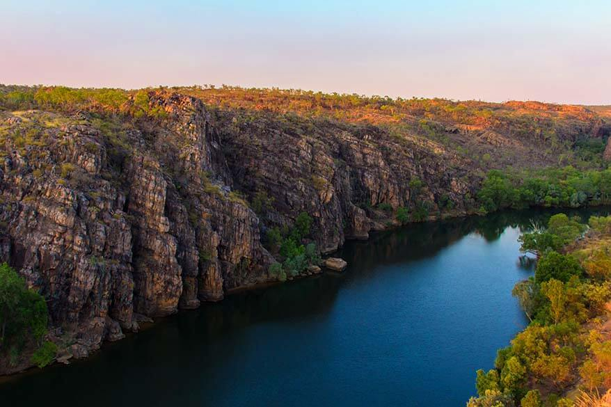 Darwin itinerary for a road trip visiting Kakadu, Nitmiluk, and Litchfield NP