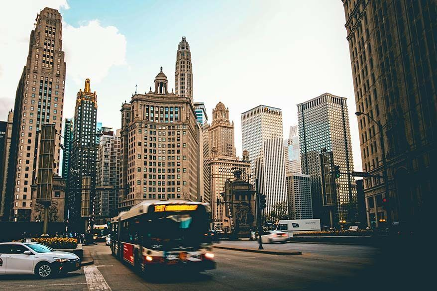 Practical information for visiting Chicago