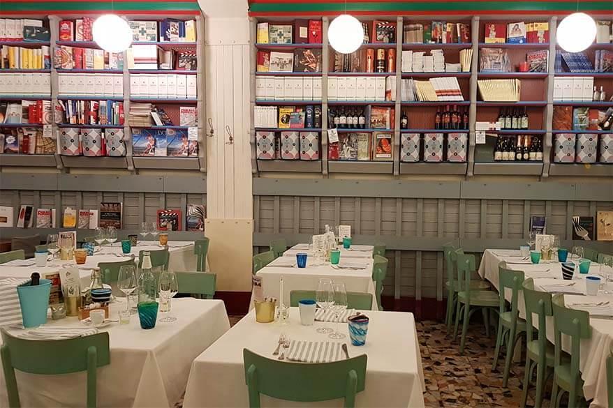 Restaurant La Marianna in Rimini