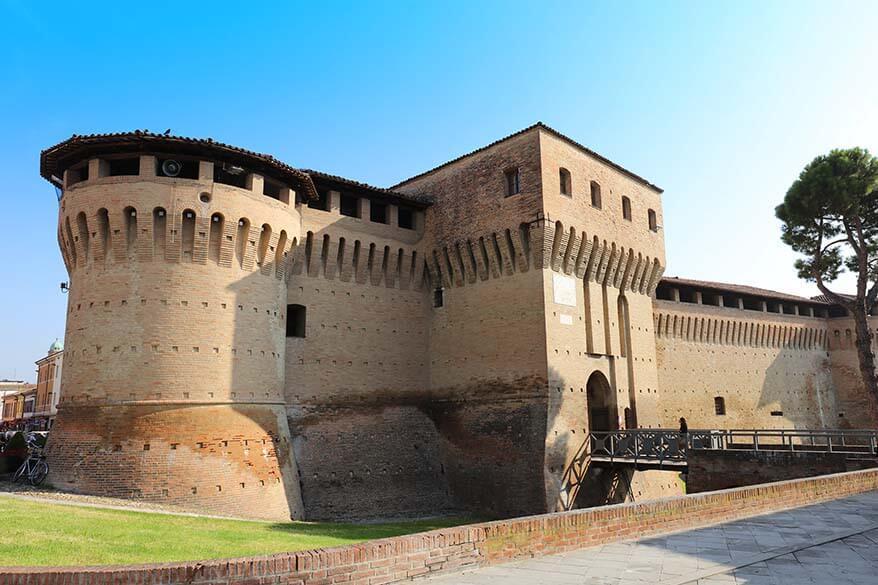 Rocca Albornoziana in Forlimpopoli