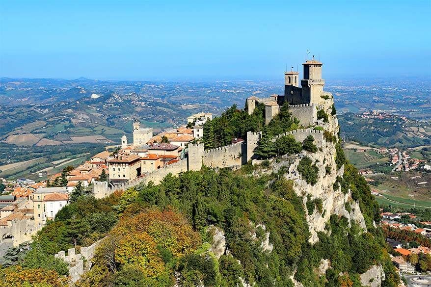 San Marino - things to do, travel tips, and information for your visit