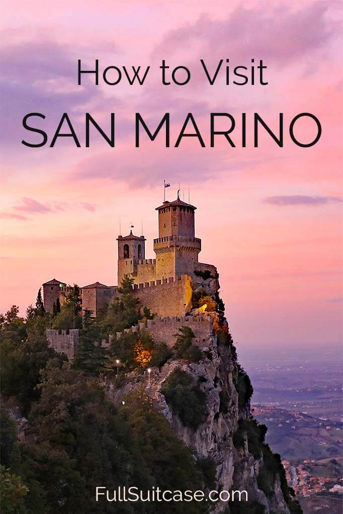 San Marino travel guide - how to visit, what to do, and what to know before your trip