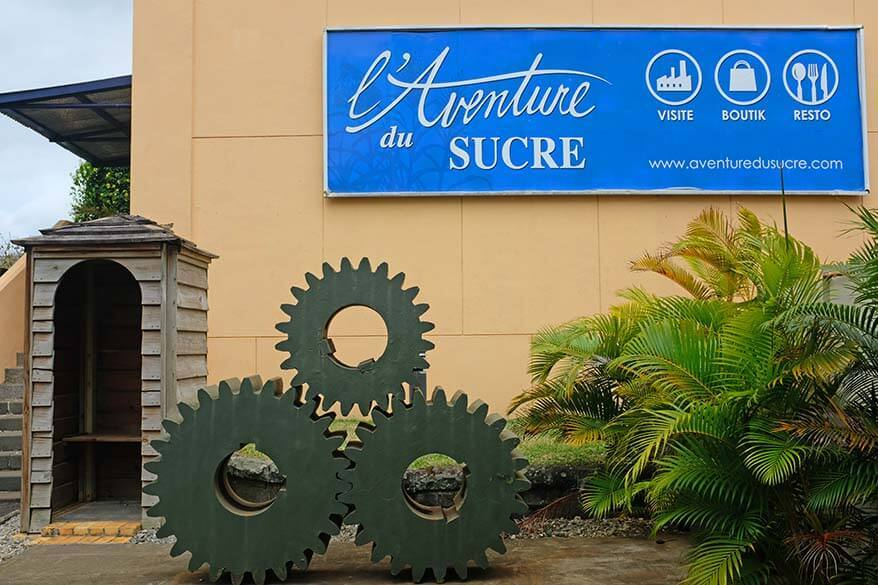 Aventure du Sucre - best museum in Mauritius