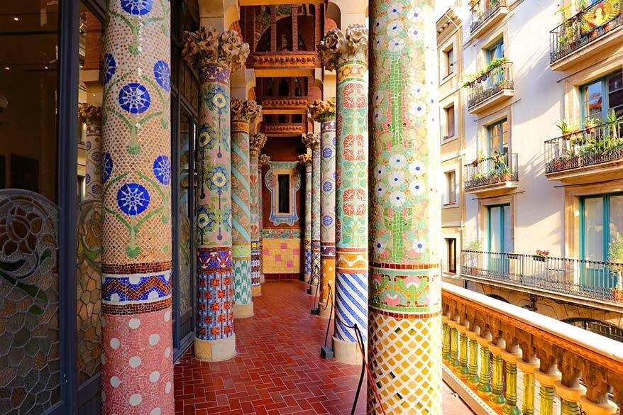 Barcelona is a great city break destination in Europe