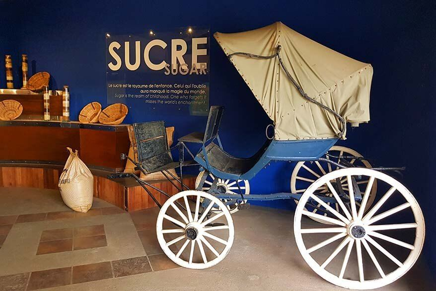 Best museum in Mauritius - L'Aventure du Sucre - Sugar World