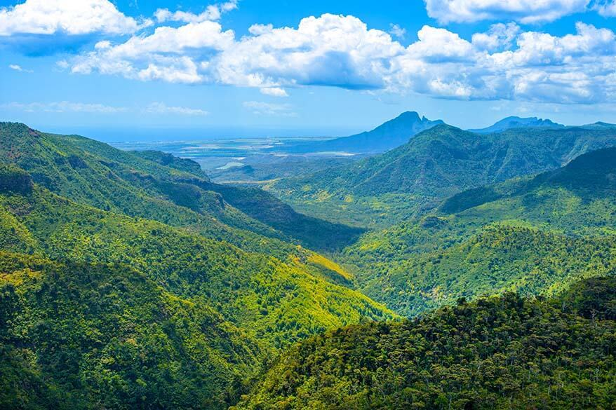 Black River Gorges National Park is one of the best natural attractions to visit in Mauritius