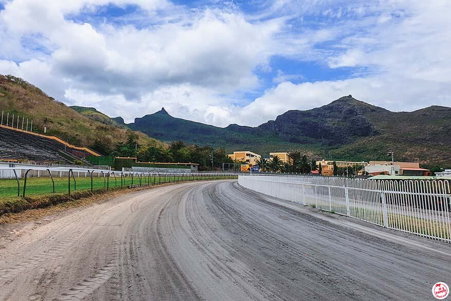 Champ de Mars Racecourse is a great place to visit in Mauritius on a weekend