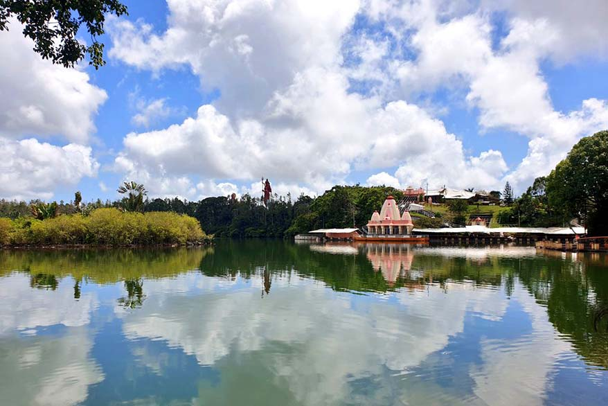 Ganga Talao - Grand Bassin is one of the best places to visit in Mauritius