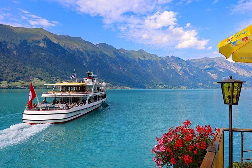 Interlaken day trip in Switzerland