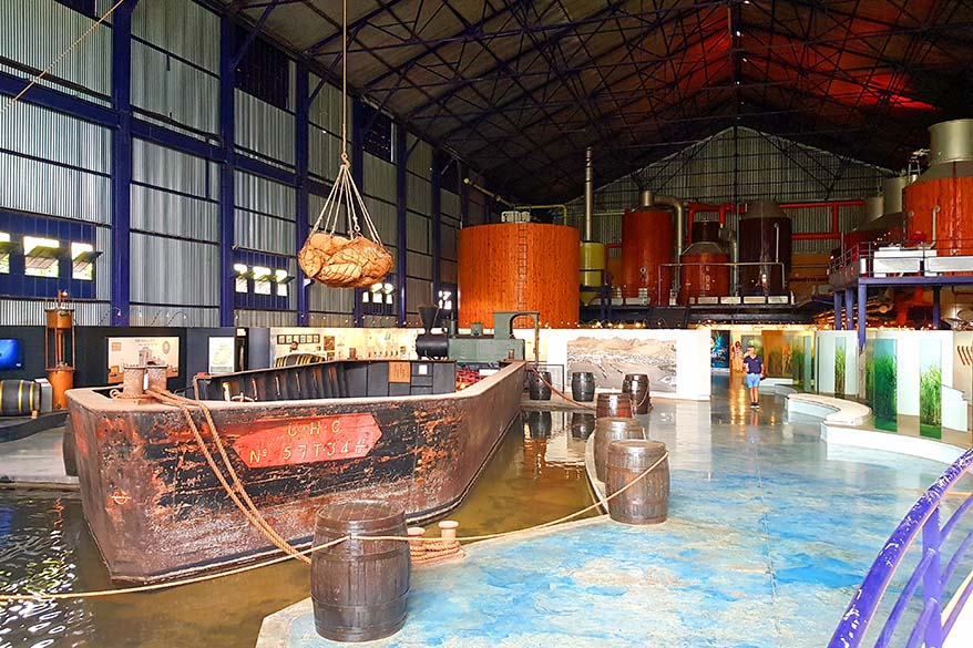 L'Aventure du Sucre - Sugar Museum Mauritius