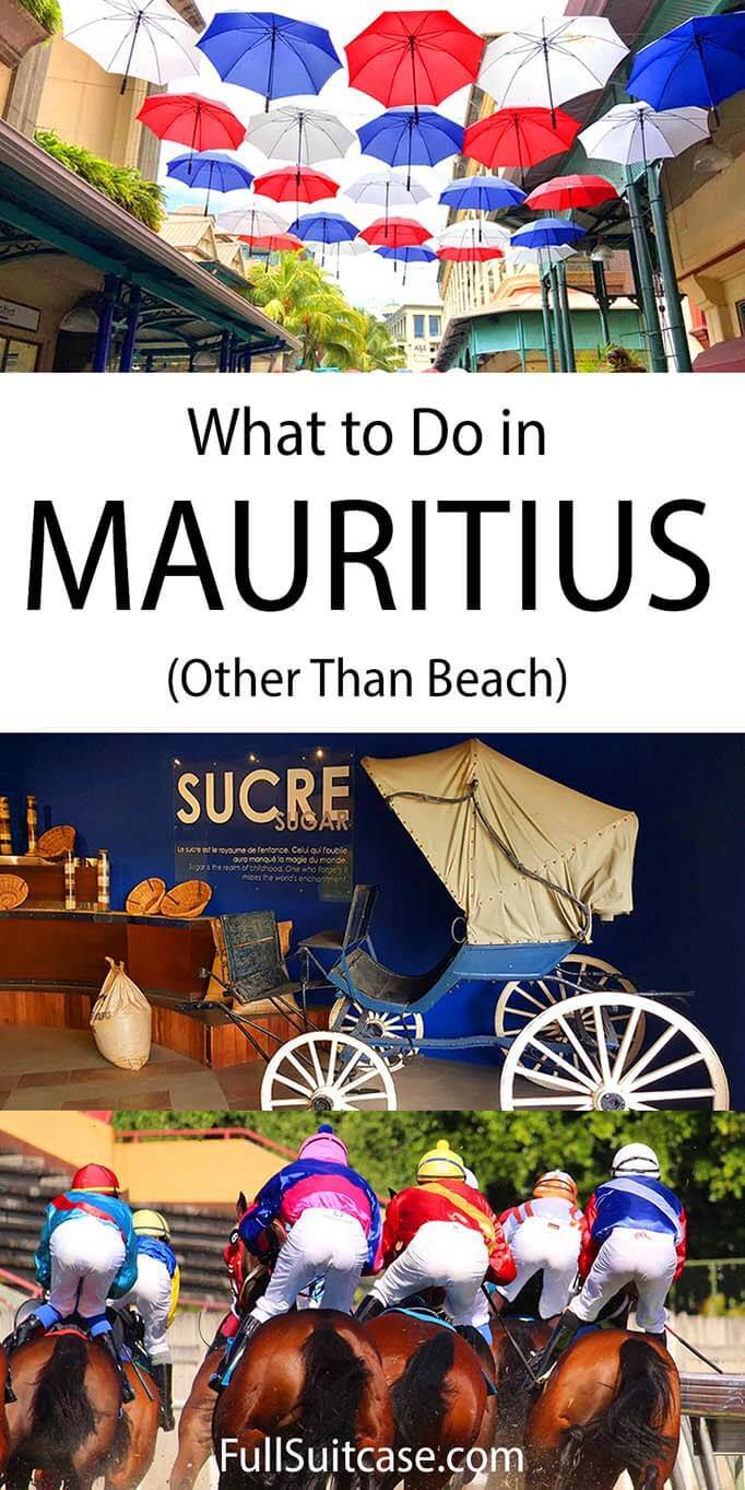 Places to visit in Mauritius, activities, and fun things to do on your vacation