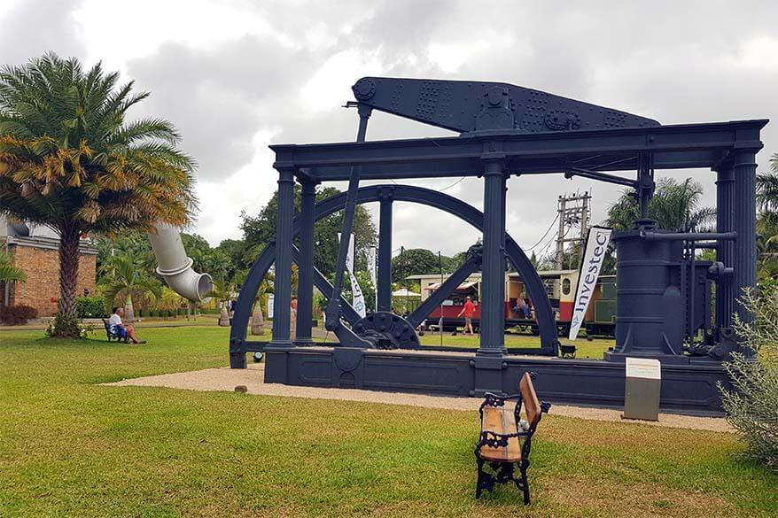 Sugar museum Mauritius