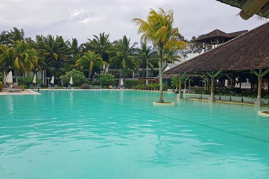 The Ravenala Attitude reviews - good price quality all inclusive resort in Mauritius