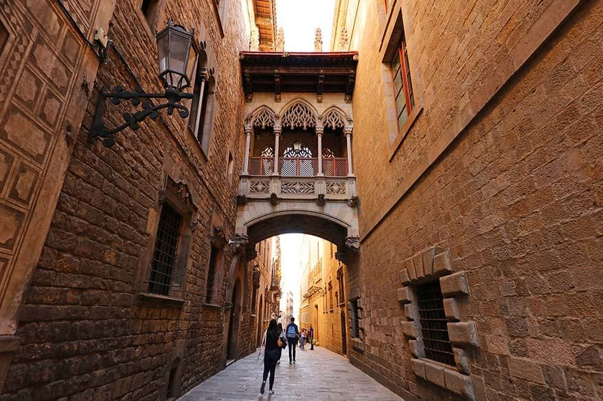 Weekend in Barcelona – Perfect City Break Itinerary for 2 Days