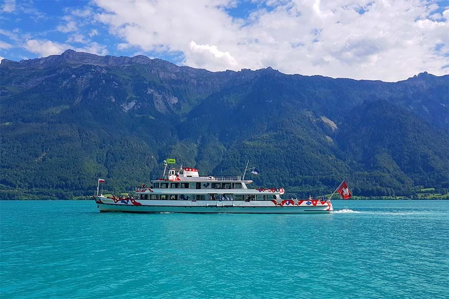 Where to go in Interlaken Switzerland - Interlaken day trip suggestions