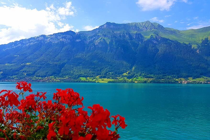 Where to go in Interlaken Switzerland and suggestions for things to do in Interlaken in one day