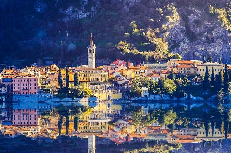 Best towns and hotels to stay in Lake Como Italy