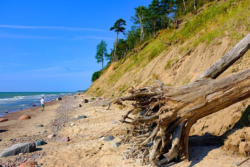 Dutchman's Cap - one of the most beautiful coastal areas in Lithuania