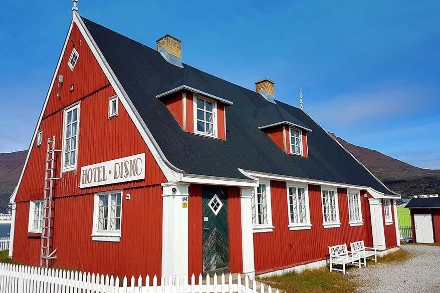 Hotel Disko Island in Qeqertarsuaq