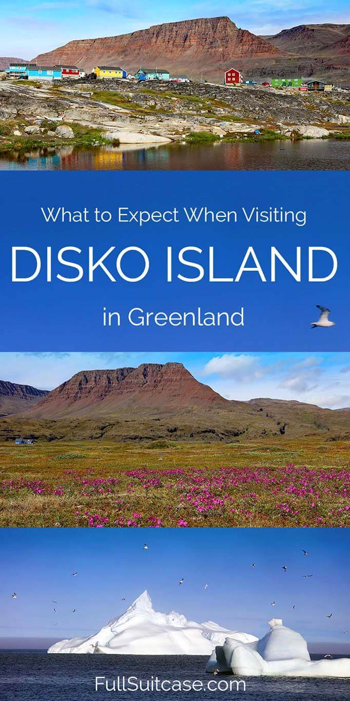 How to visit Disko Island in Greenland