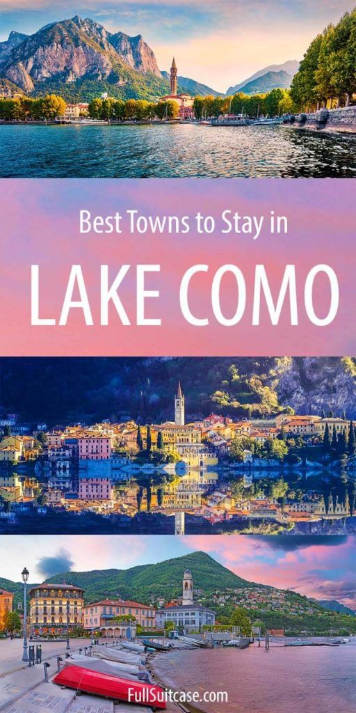 Lake Como hotel guide