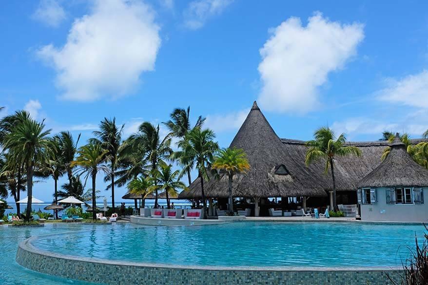 Luxury 5 star hotel in Mauritius