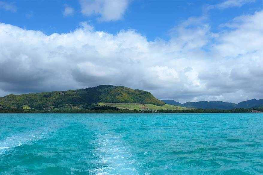 Mauritius catamaran cruise and Ile aux Cerfs tour review