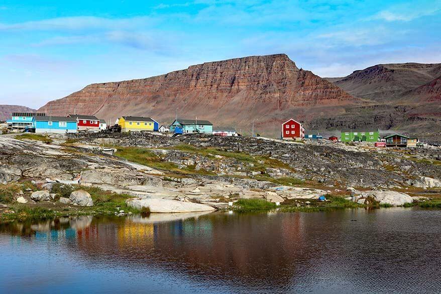 Qeqertarsuaq, Disko Island, Greenland