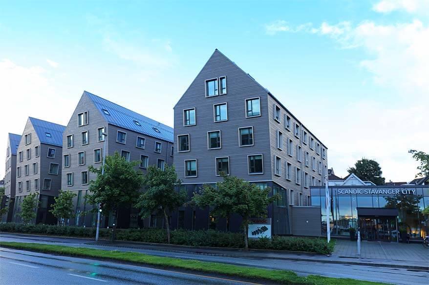 Scandic Stavanger City - one of the best mid range hotels in Stavanger Norway