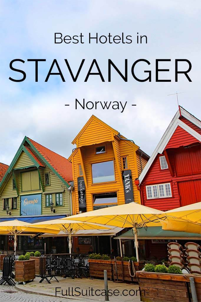 Stavanger hotels and accommodations - best places to stay