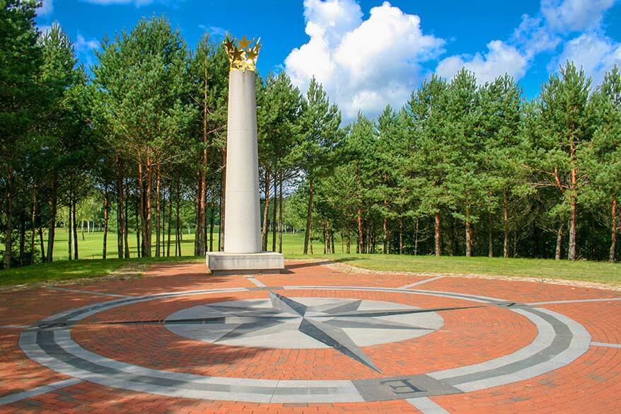 Things to do in Lithuania - The Geographical Center of Europe