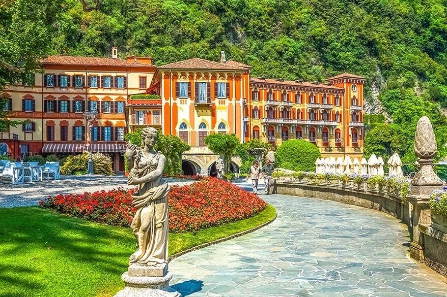 Villa D'Este in Cernobbio - one of the best hotels in Lake Como