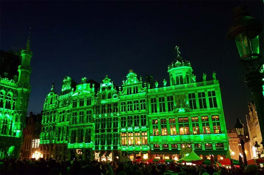 What to know and what to expect when visiting Brussels Christmas market in Belgium
