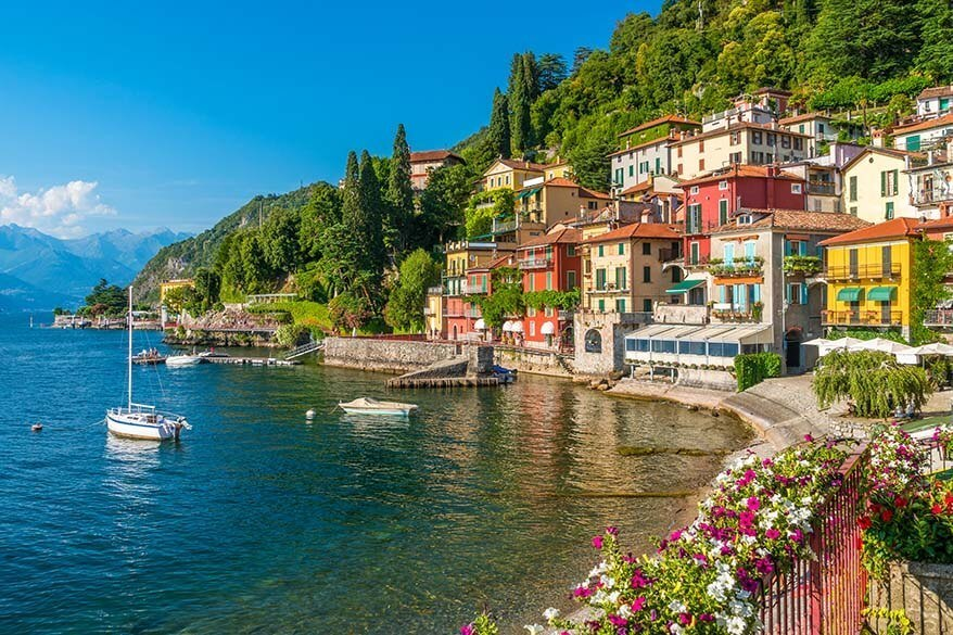 Where to stay in Lake Como Italy