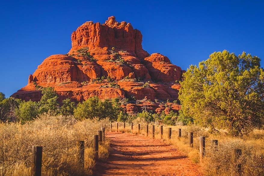 Bell Rock in Sedona Arizona