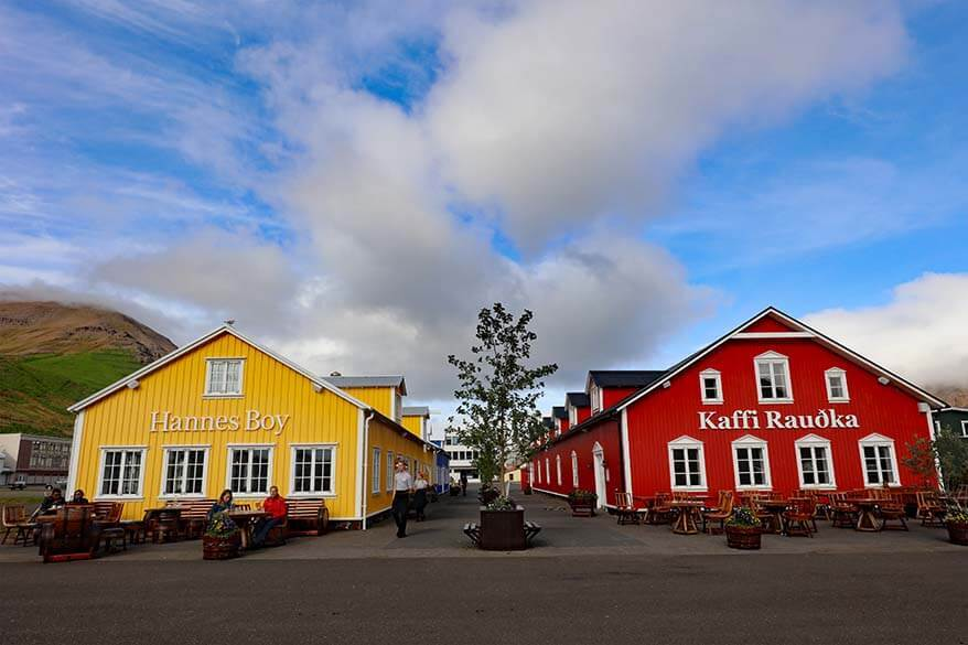 Best towns in Iceland - Siglufjordur
