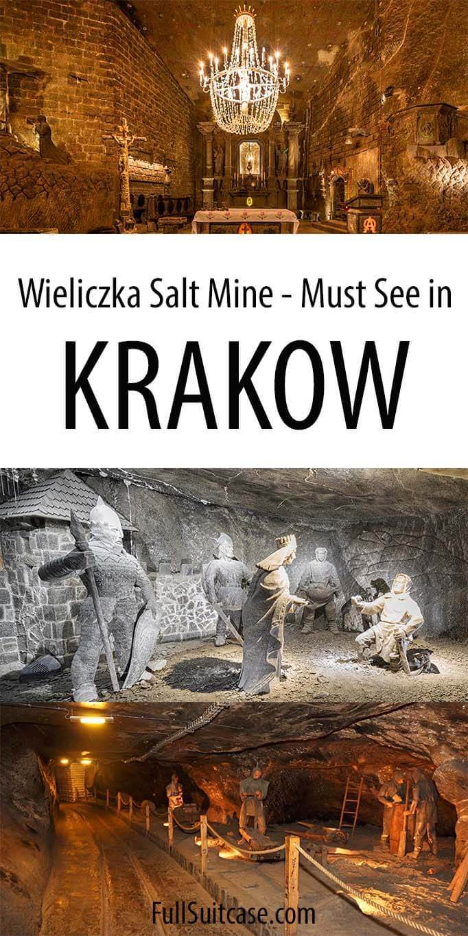 Complete guide to visiting Wieliczka Salt Mine - Krakow, Poland