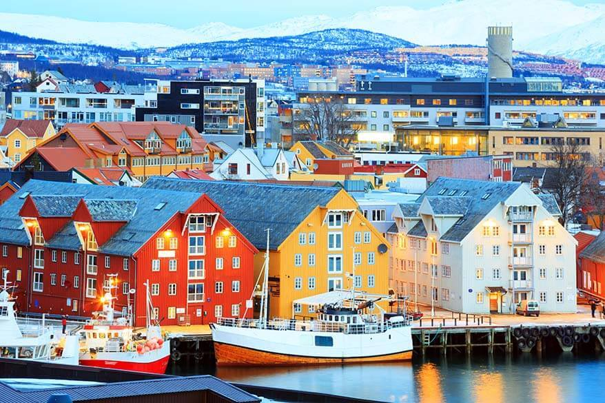 Tromso Itinerary for a Perfect Weekend Break in Winter