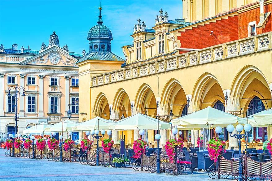 Krakow itinerary for 2 or 3 days
