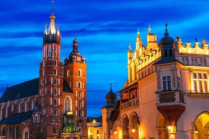 Krakow weekend break