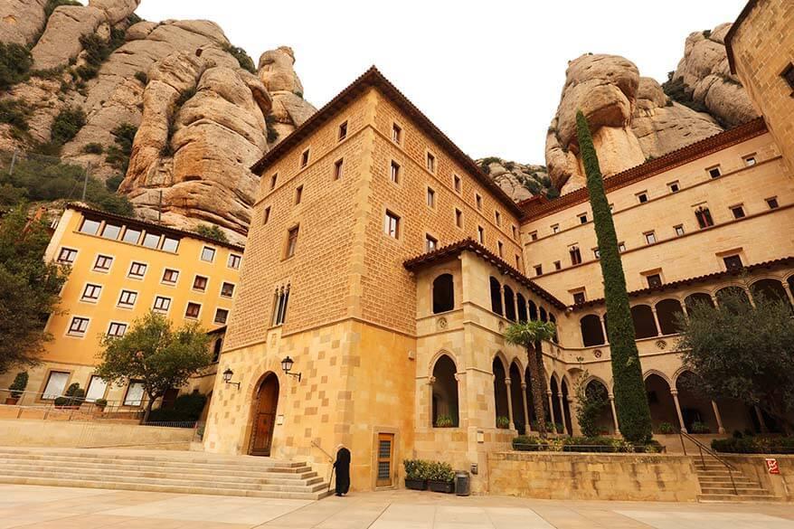 Montserrat Monastery - best day trip from Barcelona