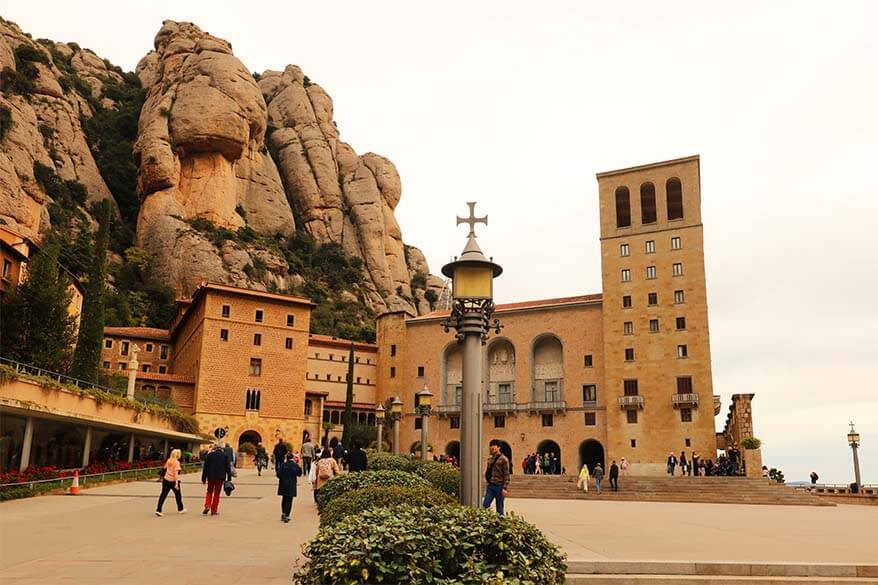 Montserrat Monastery excursion from Barcelona
