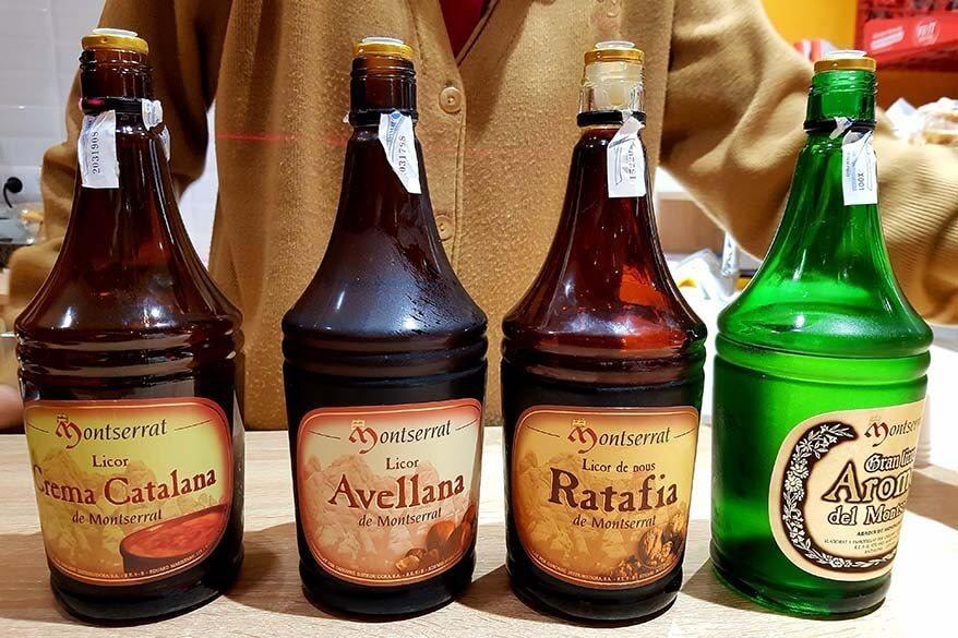 Montserrat liquor