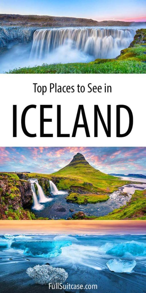 Must see places in Iceland - ultimate guide