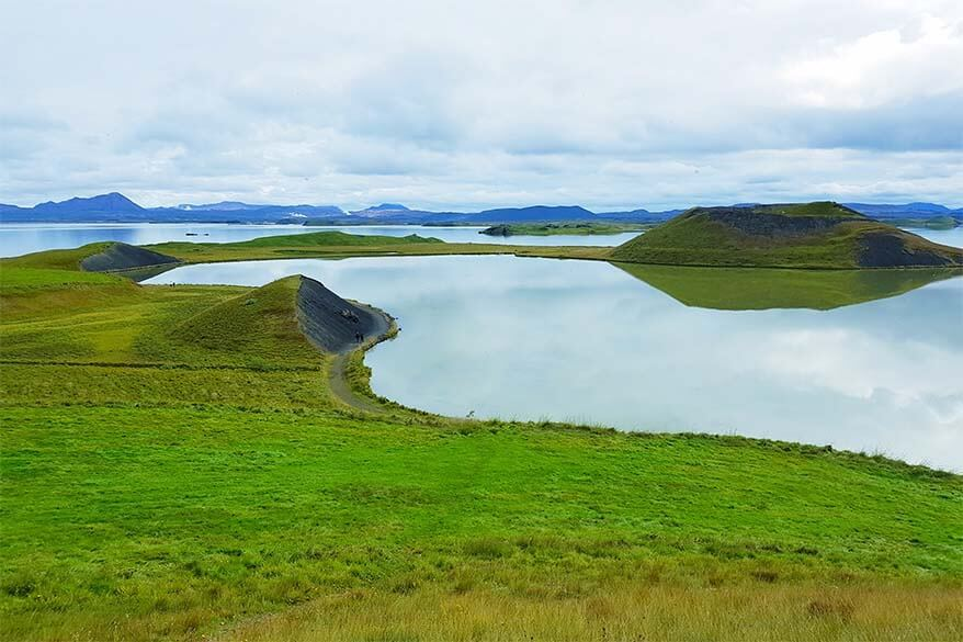 Myvatn Lake - one of the best places to visit in Iceland