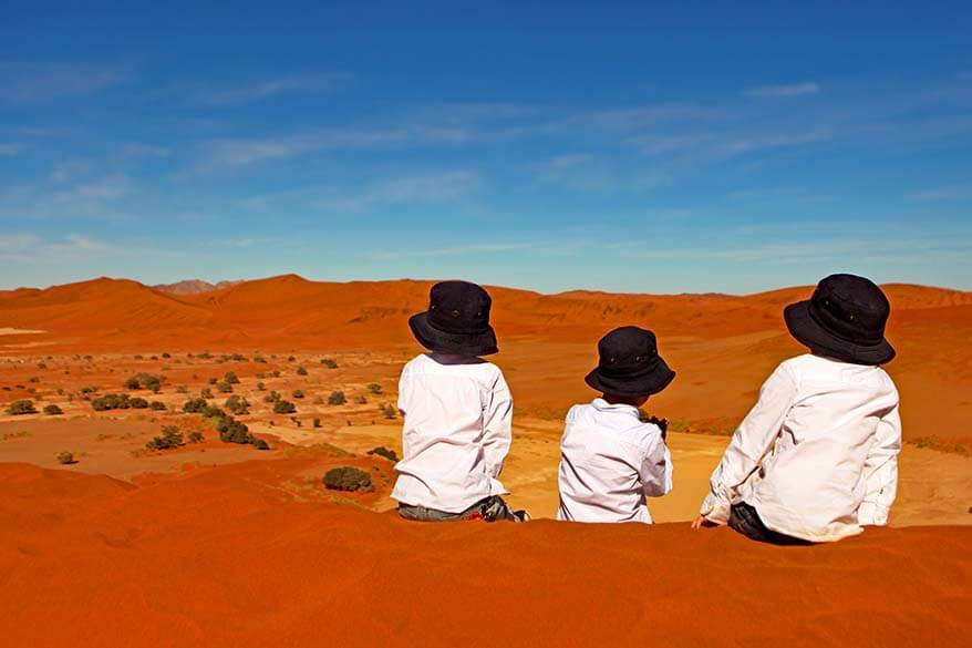 Namibia with Kids: Why It's the Best Family Destination in Africa