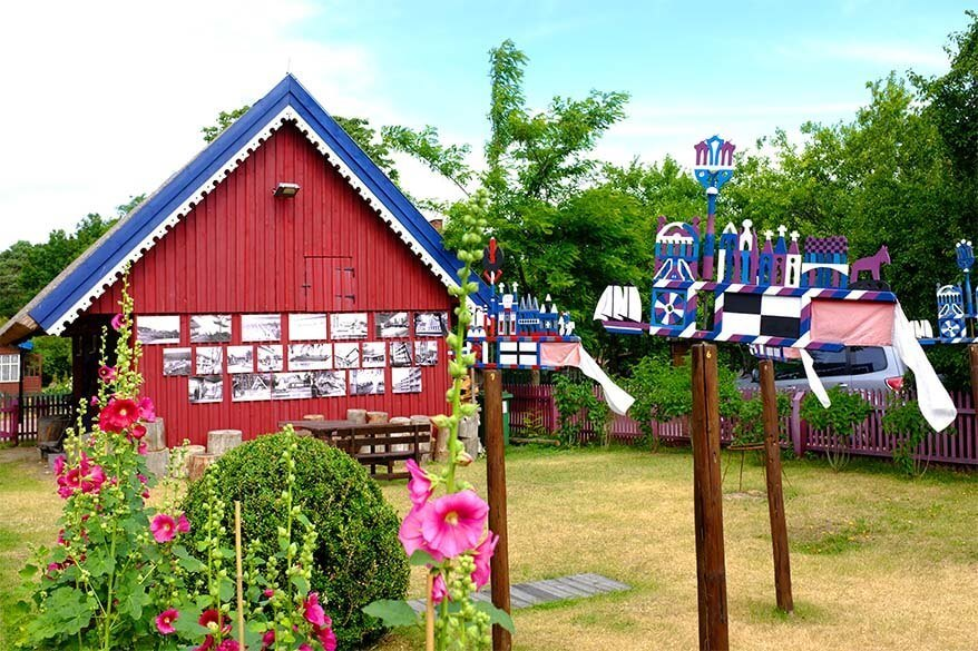 Nida Fisherman's Ethnographic Homestead - one of the best things to do in Nida Lithuania