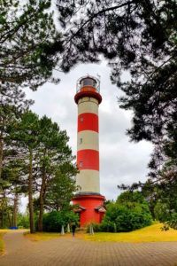 Nida Lighthouse - one of the things to do in Nida Lithuania